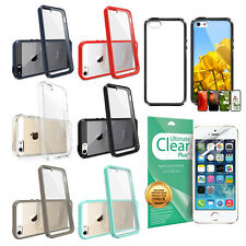 Ringke FUSION Ultra Slim & Protective TPU Bumper Case for Apple iPhone 5 / 5S
