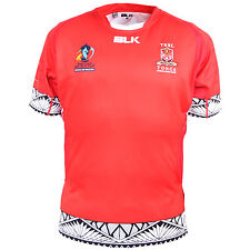 Official Tonga BLK Rugby League World Cup 2013 Team Rugby Jersey Shirt rrp£50