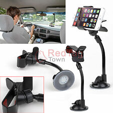 Car Windshield Suction Cup Mount Holder for iPhone 6 Samsung Note 4 LG G3 GPS