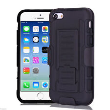 iPhone 6 Plus Case , [Stand Feature] Armor Belt Clip Holster For Samsung Note 4