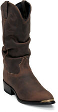 Durango SW542 Crumpled Distressed Tan Western Boots