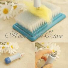 New Needle Felting Handle Clover With 7 Needles Embroidery Craft Kit Wool Tool