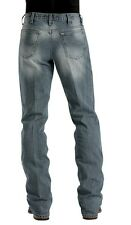 Cinch Western Jeans Mens Dooley Low Rise Dark Wash MB93034007