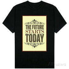 The Future Starts Today T-Shirt