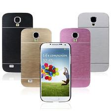 1PC Brushed Aluminium Metal Hard Case Cover For Samsung Galaxy S4 i9500 Elegant