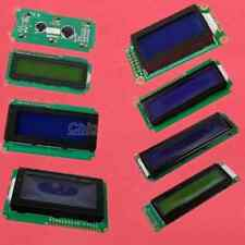 1602 16x2 2004 0802 2002 2402 Character LCD Display Module Blue Yellow Backlight