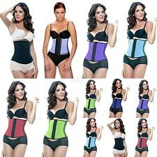 348 Vedette Waist Cincher Corset for Gym/ Fitness/ Workout/ Sports Latex