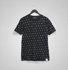 NICCE London All Over NICCE T-Shirt in Black