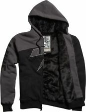 NEW SHIFT RACING MENS ADULT THICK FUR LINED REPLICA  SASQUATCH HOODY HOODIE
