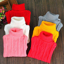 New Baby Clothes Kids Sweaters Boys Girls Children Sweaters Clothes Soft 7Colors