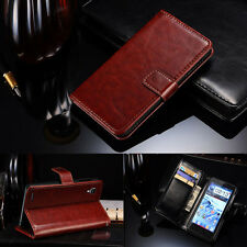Luxury Stand Flip Leather Wallet Stand Case Cover Skin for Lenovo P780 Excellent