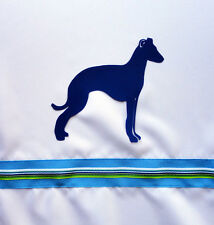 Italian Greyhound Dog Shower Curtain - Your Choice of Colors - Our Original
