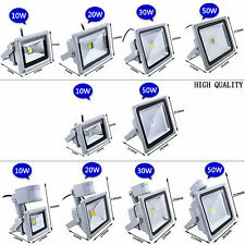 10W 20W 30W 50W LED RGB PIR Flood Spot Light Outdoor Garden Lamp Bulb 85V-265V