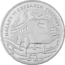 The 2013 Halley VI Research Station Coin