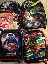 Angry Birds Star Wars Backpack - Several Styles Brand New With Tags MSRP $30