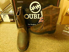 ~ Double - H Work Boots - Ranch Wellingtons! NEW! Multiple sizes - DH3100 ~