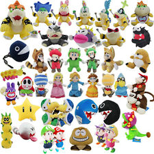 Super Mario Bros. Series Plush Character Soft Toy Nintendo Game Stuffed Animal