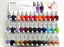 OPI Nail Polish Color INFINITE SHINE Colors of your choice .5oz/15mL