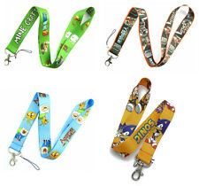 ADVENTURE TIME MINE CRAFT ATTACK ON TITAN SONIC THE HEDGEHOG Lanyards USA Seller