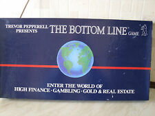 The Bottom Line Spare Game Pieces - 1985 - choose your Piece