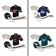 Choose Your NFL Team Youth Deluxe Helmet and Uniform Set (Small or Medium)