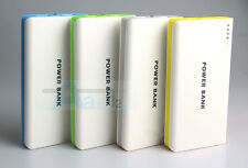 50000mAh External Power Bank Backup 2 USB Battery Charger For iPhone HTC Tablet