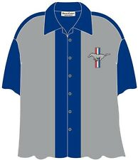 Mustang Club Shirt - High Quality Camp / Bowling Shirt FREE USA SHIPPING!