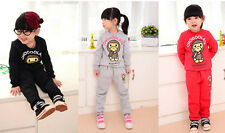 baby boys girls children suits sets coats tops outfits kid clothes Z008