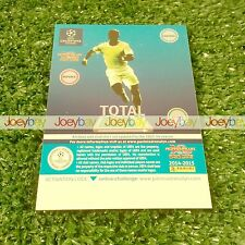 14/15 MASTER CARD CHAMPIONS LEAGUE PANINI ADRENALYN XL 2014 2015