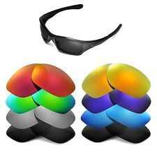 Walleva Replacement Lenses for Oakley Pit Bull Sunglasses - Multiple Options
