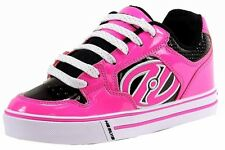 Heelys Girl's Motion Fashion Hot Pink/Black Skate Sneakers Shoes