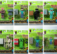 "VM1 MOJANG MINECRAFT OVERWORLD SERIES 3"" ACTION FIGURE NEW !!!"