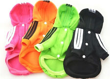 New Fashion Pet Dog Puppy Clothes Hoodie Sweater Costumes Coat Soft Cotton 5Size