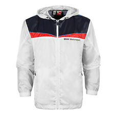 Puma 'BMW M Motorsport' Full Zip Wind Hooded Lightweight Jacket