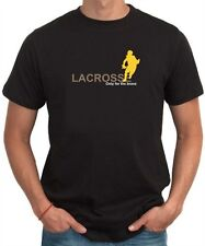 Lacrosse  Only for the brave T shirt