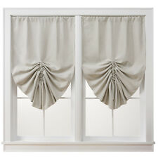 Collections Etc Elegant Blackout Pull Up Shade