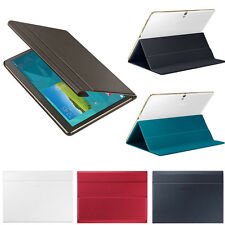 Ultra Slim Cover Case Stand For Samsung Galaxy Tab S 10.5 Inch SM-T800 Excellent