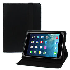 NEW UNIVERSAL 7 / 8 INCH LEATHER STAND SKIN CASE COVER FOR PC ANDROID TABLET