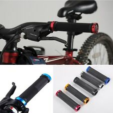 Hot 6 Colors Cycling Handlebars Lock-on Handle Grips For Mountain Bike Bicycle