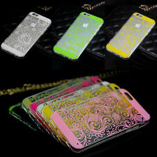 "Neuf Housse Coque Etui Silicone TPU Souple Case Cover Pour iPhone 5 5S 6 (4.7"")"