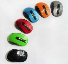 1X 2.4GHz Wireless Optical Gaming Mouse Mice For Computer PC Laptop 6 colors
