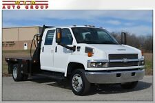 2007 CC4500 Kodiak Crew Cab Flat Bed Hauler Low Miles! Exceptional! A Must See!