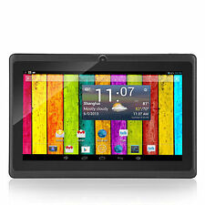 """4GB 7"""" Google Android 4.2 Capacitive Screen Dual Camera Tablet PC Wifi"""