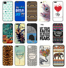 """New Stylish Various Patterns Hard Back Case Cover For Apple iPhone 5S 5C 6 4.7"""""""