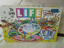 Simpsons Game of life spare game pieces 2004 -choose your piece