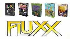 Fluxx Card Game [You Pick] Ever Changing Games Looney Labs Flux