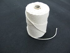 4 mm 5 mm 6 mm BLEACHED PRE SHRUNK COTTON PIPING CORD UPHOLSTERY CUSHIONS