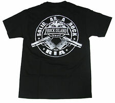 Rock Island Armory Solid As A Rock RIA T-shirt