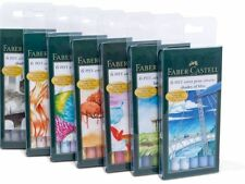 Faber-Castell PITT Artist Pens - Pack of 6 - India Ink
