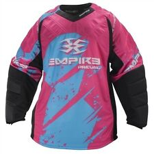 Empire Prevail FT Paintball Jersey - Magenta/Blue - Sizes Small-3XL